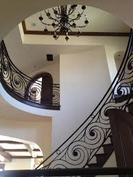 modern natural design of the cheap interior railing idea that has