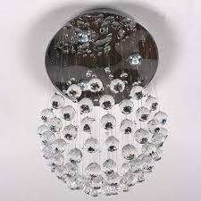 Modern Round Crystal Chandelier Modern Hanging Crystal Chandelier Round Chandelier Contemporary K9