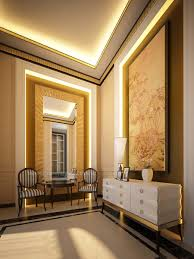 Wall Decor For High Ceilings by Lighting Ideas For High Ceilings U2013 Multi Level Lighting