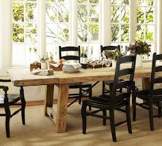 pottery barn dining room tables benchwright extending dining table pottery barn benchwright table