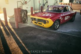 vintage alfa romeo race cars italian heritage anthony and fabrizio rimicci u0027s alfa romeo track duo