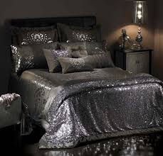 sequins beads u0026 glitter unexpected sparkle at home bedspread