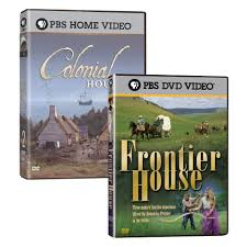 colonial house pbs house series bundle dvd combo colonial house frontier house shop