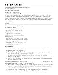 what is chronological resume healthcare u0026 medical chronological resumes resume help