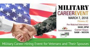 Phoenix Arizona Flag Bestcompaniesaz U0027s 4th Annual Military Career Event Set For March 7