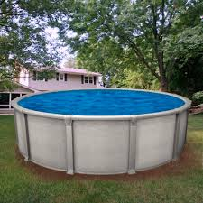 Galaxy 27 ft Round Ground Pool Pool Supplies Canada