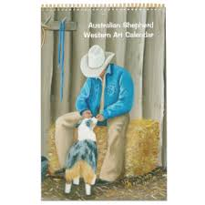 australian shepherd yard art australian shepherd calendars zazzle