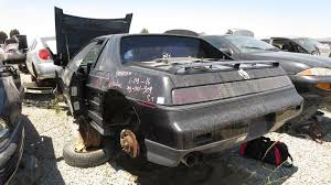 car junkyard york pa junkyard find 1986 pontiac fiero se the truth about cars