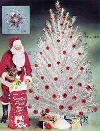 vintage aluminum christmas tree vintage aluminum christmas tree advertising found in s basement