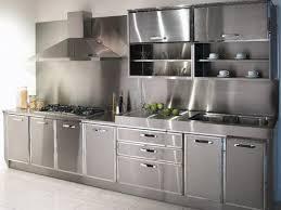 useful kitchen ideas with stainless steel backsplash u2014 smith design
