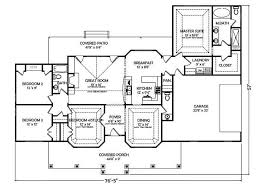 floor plans with dimensions open concept ranch floor plans brunotaddei design ranch house