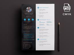 creative resume templates free creative resume template free psd ui templates vasgroup co