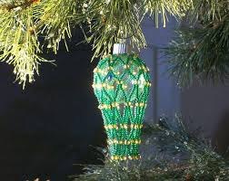 beaded ornament covers beadbadashery