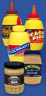 kosciusko mustard 17 best mustard images on mustard chicago and hot dogs