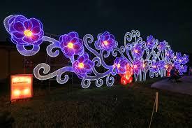 retama park christmas lights santas chinese lanterns come together at selma s holiday magic