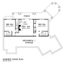 Don Gardner Butler Ridge Charming Craftsman Cottage With Angled Garage Houseplansblog
