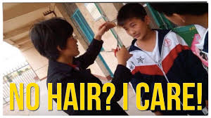 chinese students are forced to get ugly hair cuts ft david so