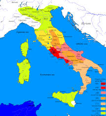 Map Of Austria And Italy by Map Showing Roman Territory Before And After The Samnite Wars