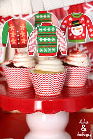 Ugly Christmas Sweater Party Decorations by Ugly Christmas Sweater Party Dukes And Duchesses