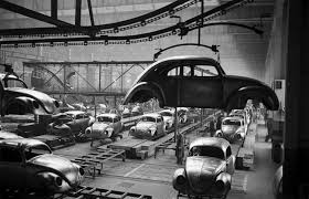 volkswagen wolfsburg volkswagen photos from the wolfsburg factory 1951 time com