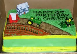 tractor cake pinned this for the crop cakes pinterest cake