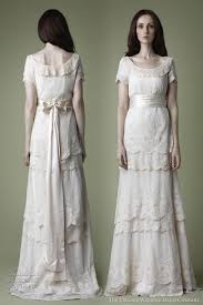 wedding dress pattern the vintage wedding dress company decades collection wedding