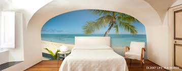 beach and tropical murals beach scene wallpaper beach and tropical wallpaper mural