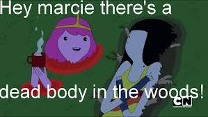 Lumpy Space Princess Meme - image creepypb meme 1 png adventure time wiki fandom powered