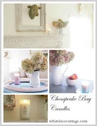 chesapeake bay candle why i love them white lace cottage