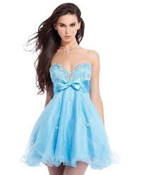 sweet 16 short really poofy coret top amazing cute ice blue