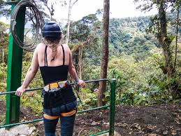 what to wear on a ziplining tour