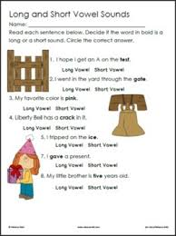 long vs short vowels practice games and worksheets by rebecca reid
