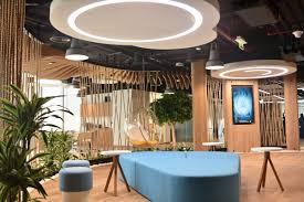 Home Lighting Design Dubai Dwp Completes Design For Smart Dubai U0027s New Office In D3 Design