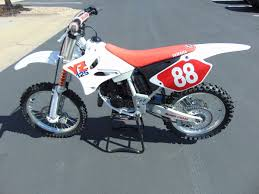 125 motocross bikes for sale mxm u0027s 2003 yz 125 retro edition for sale old moto