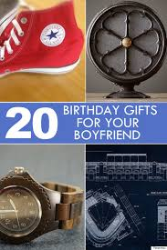 birthday presents for birthday gifts for boyfriend what to get him on his day