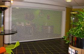 Interior Security Window Shutters Rsg5100 Roller Shutters Aluminium Continental Security Shutters