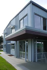 new energy efficient windows and sunshades were added to the