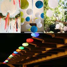 Solar Outdoor Lantern Lights - solar hanging lights outdoor classic led candle lantern light