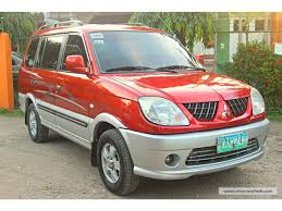 for sale mitsubishi adventure gls sport manual diesel 2004