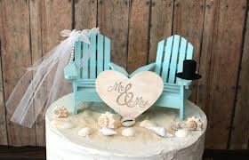 chair cake topper blue chair wedding cake topper ipunya