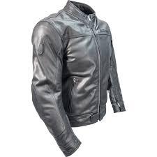 leather cycle jacket richa cafe leather motorcycle jacket black mens biker café racer