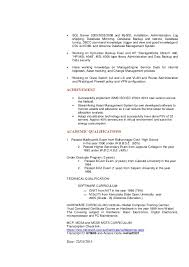 Mcse Resume Sample by Resume