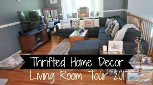 thrifted home decor home tour 2017 e d i t h youtube