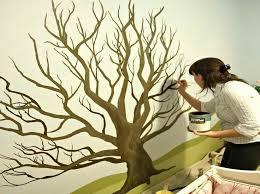 best 25 tree on wall ideas on tree wall painting