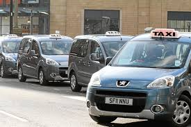 peugeot taxi poll reveals concerns over dundee taxi fares fleet size and rude