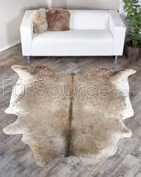 Off White Rug Off White Brazilian Cowhide Rug 170 34 Sq Ft