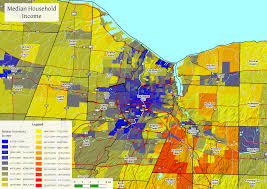 New York Map Rochester by Nys Census U2013 Income U2013 Andy Arthur Org