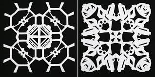 how to make star wars snowflakes diy u0026 crafts handimania