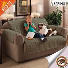 Waterproof Sofa Cover by Fashionable No Slip Waterproof Furniture Protector I Shape Sofa