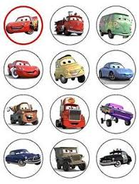cars cake toppers cars cupcake toppers printables zoeken cupcake toppers